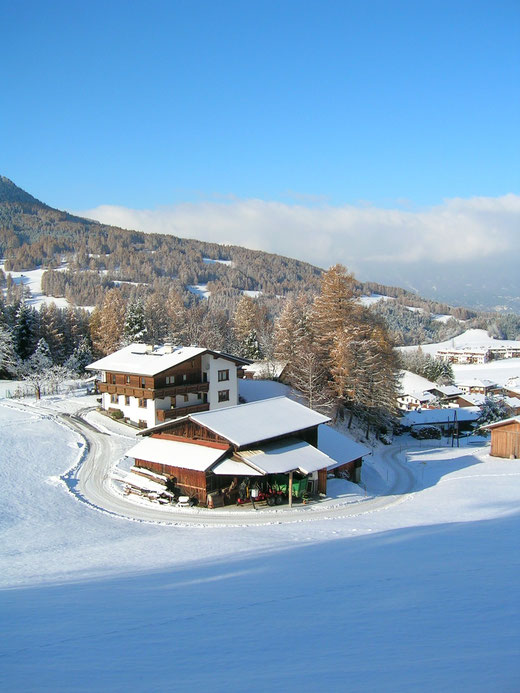 wintertime in Tirol