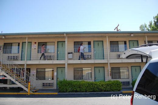 Ziel erreicht: Motel 6