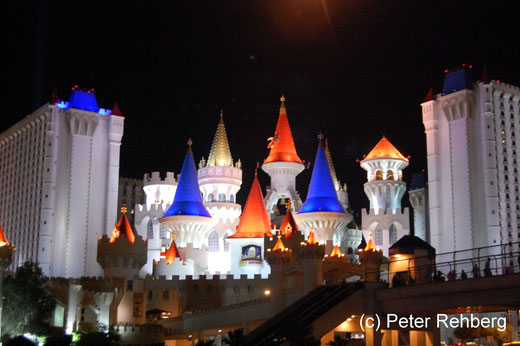 Las Vegas: Excalibur