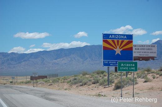 Willkommen in Arizona