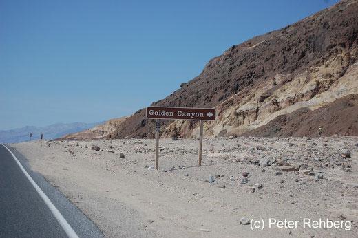 Nächster Stop: Colden Canyon