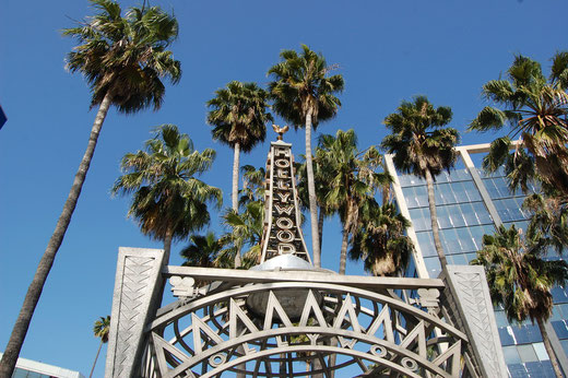 Der Hollywood Blvd.