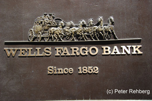 San Francisco: Wells Fargo Bank