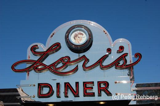 Logo Loris Diner