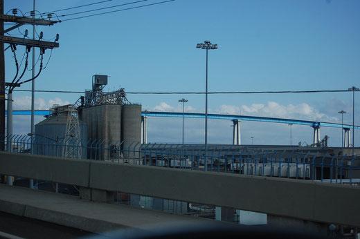 Über die Brücke ging es nach Coronado Island