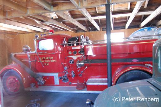 Feuerwehrwagen von 1947