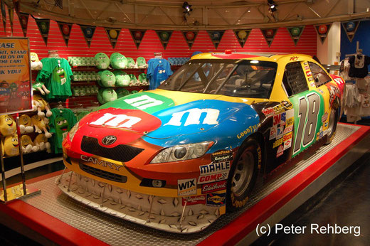 Las Vegas: M&M Shop, Original NASH-Car