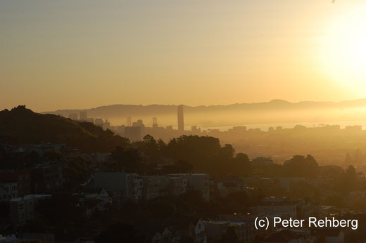 Guten morgen San Francisco