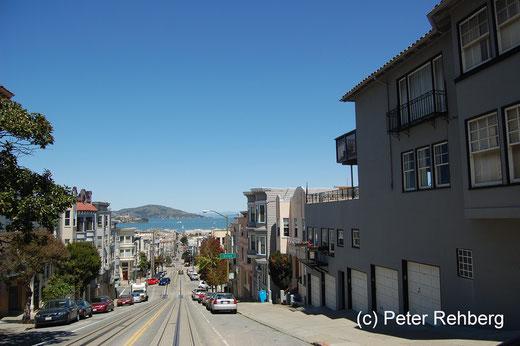 In den Straßen von San Francisco