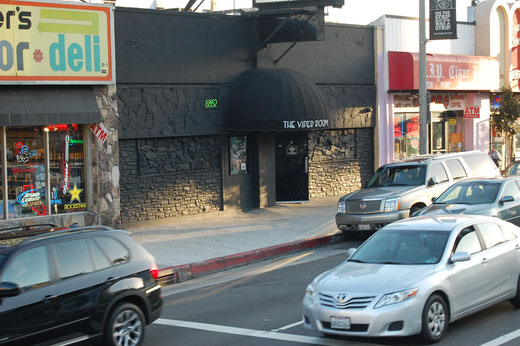 The Viper Room. der jetzige Besitzer ist Johnny Depp.