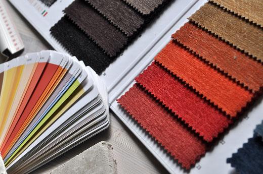 test des couleurs, test colorimétrie, couleurs à porter près du visage, couleurs de la tenue, couleurs tenue vestimentaire, avoir bonne mine, couleurs pour bonne mine, couleurs make up