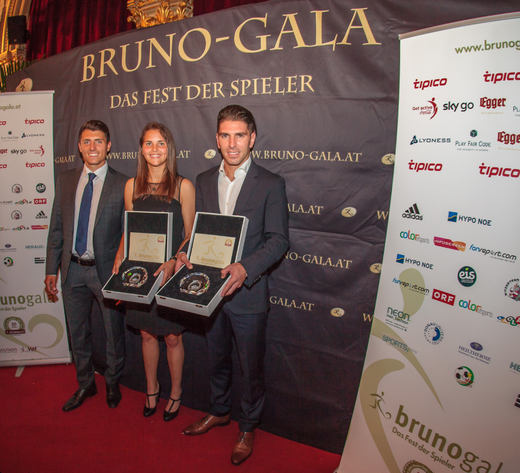 Alessandro Schöpf, Jenny Klein, Soriano, Bruno-Gala