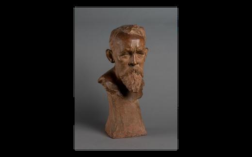Le buste est désormais au Musée de Picardie