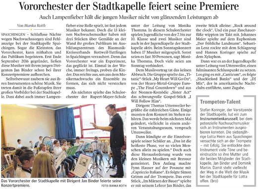 Quelle: Schwäbische Zeitung, Heuberger Bote, 23.03.2017