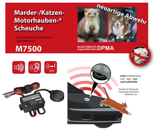 Marderscheuche M7500