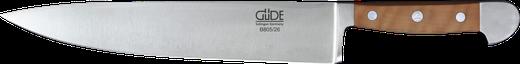 Güde Alpha Birne - großes Kochmesser B805/26