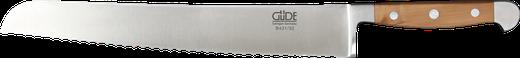 Güde Alpha Birne - großes Brotmesser B431/32