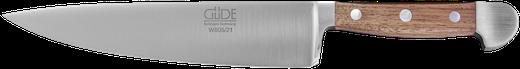 Güde Kochmesser - Alpha Walnuss W805/21