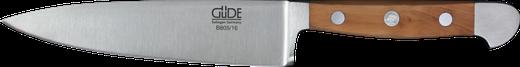 Güde Alpha Birne - kleines Kochmesser B805/16