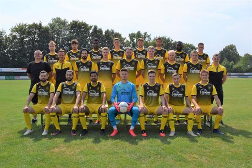 Mannschaft der Saison 2016/2017