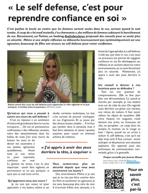 Interview et article réalisés par Jeanne Massé, étudiante à l'ISCPA - Lyon