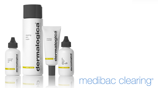 medibac clearing dermalogica entzündungslindernde Pflegeprodukte