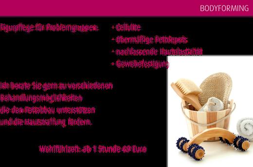 Bodyforming Kosmetik in Magdeburg