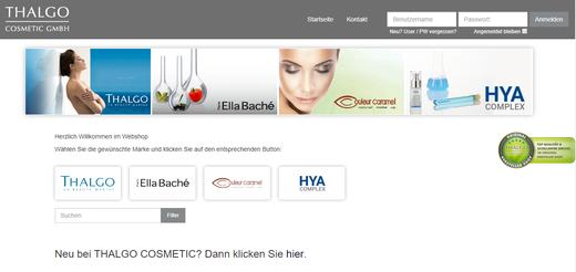 thalgo Cosmetics Partner von Beauty Boutique