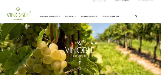 Vinoble Kosmetik Partner