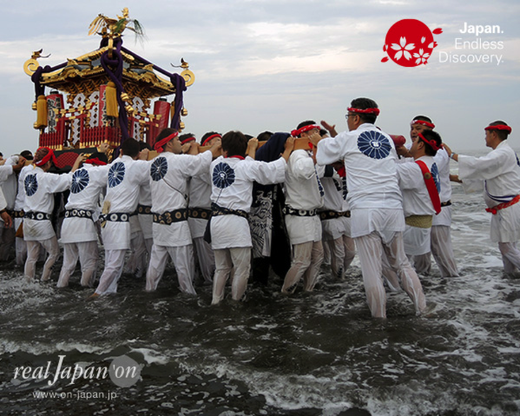 茅ヶ崎,海岸,浜降祭,寒川神社,海の日