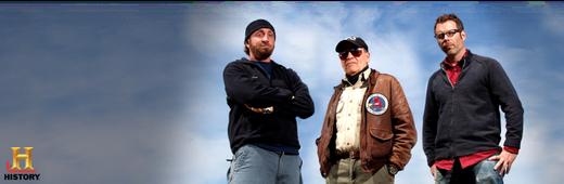 HISTORY Präsentiert > Die UFO-Hunters (auf 4 DVDs)