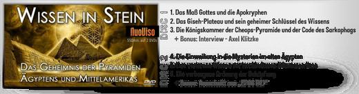 Wissen in Stein - DVD