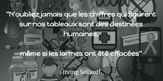 citation Itving Selikoff