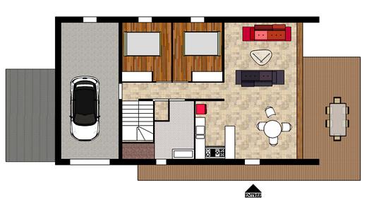 herv br maud ma tre d 39 oeuvre b timent poitiers conception et construction de maisons. Black Bedroom Furniture Sets. Home Design Ideas
