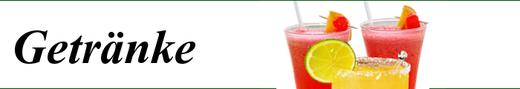 Cocktails, Smoothie, Drinks, Milchshakes, Fruchtsäfte