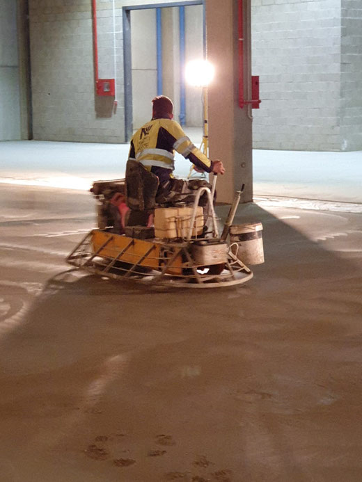 Precio hormigon impreso y pulido precios desde 7 euro el m2 - Suelo de cemento pulido precio ...