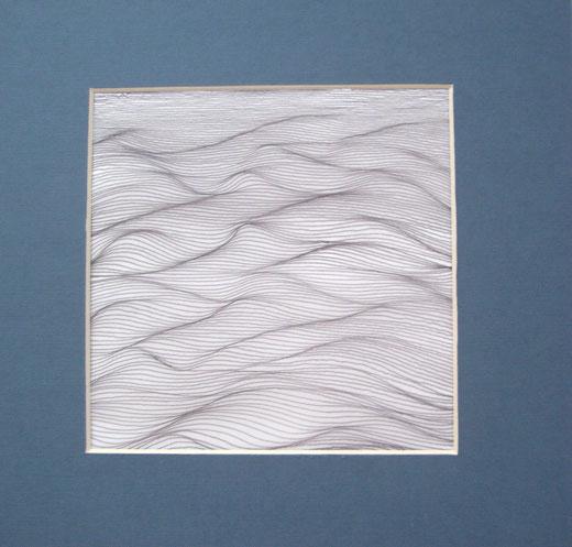 2121  Tusche auf Transparentpapier  31x31  2017