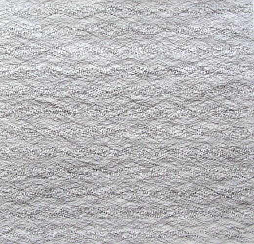 2056  tinte auf papier  70x70  2017