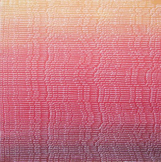1948 Acryl auf Hartfaser  60x60 2017
