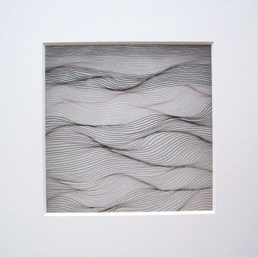 2109  Tusche auf Transparentpapier  30x30  2017