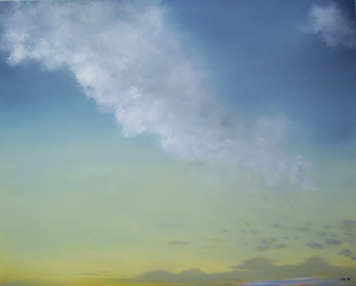 w  12  Öl auf Leinwand   60x80  2008