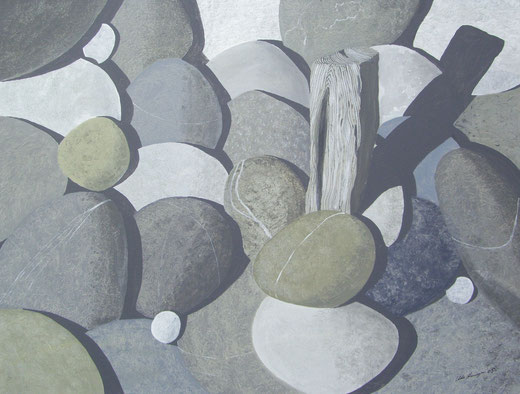 1878  Acryl auf Leinen  60x80  2005
