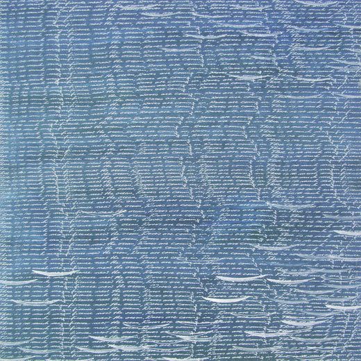 1952  Acryl auf Hartfaser  50x50  2016