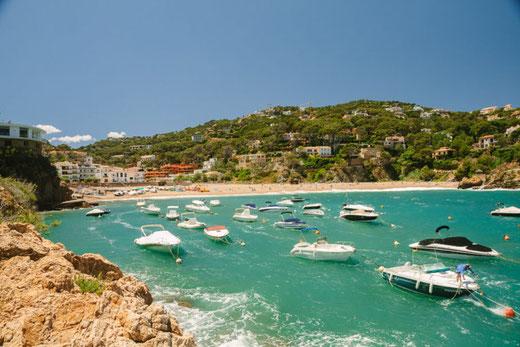 Location de vacances villas avec piscine, belles maisons à louer SA TUNA BEGUR
