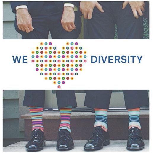Freie Trauung für gleichgeschlechtliche Paare von Diverse Diamonds