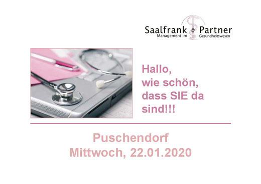 Inhouseschulung GOÄ-Abrechnung für Einsteiger am 22.01.2020