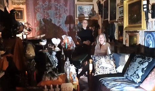 Wunderkammer Artificialia - La Camera delle Meraviglie a Roma visita guidata Paola Barbanera