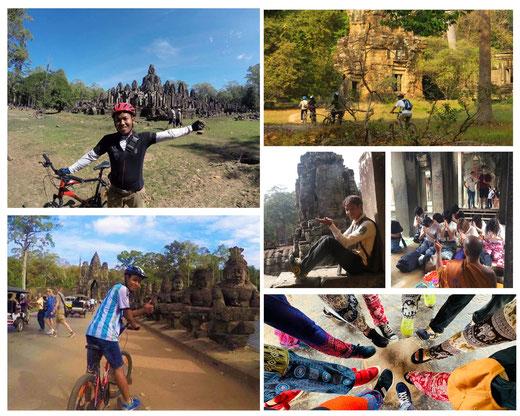サイクリング|カンボジア旅行|オークンツアー|現地ツアー