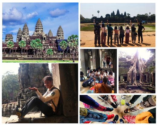 アンコールワット遺跡|カンボジア旅行|オークンツアー|現地ツアー