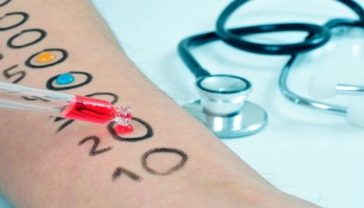 Pick-Test zur Diagnose von Nahrungsmittelallergien